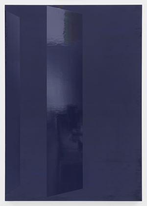 40 Dark Purple by Kate Shepherd contemporary artwork