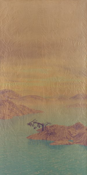 2007WCSS120X240_03 by Feng Mengbo contemporary artwork