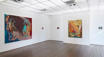 Contemporary art exhibition, Brian Fahlstrom, Returning Presence at Reflex Amsterdam, Netherlands