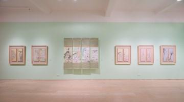 Contemporary art exhibition, Luo Ying, Layered Hills 羅穎:疊山記 at Hanart TZ Gallery, Hong Kong