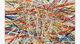 Contemporary art exhibition, Mark Grotjahn, Backcountry at Blum & Poe, Los Angeles, USA