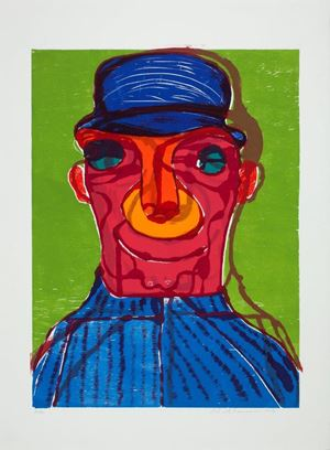 Untitled, 2012 (For Parkett 91) by Nicole Eisenman contemporary artwork