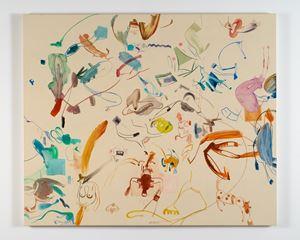 Colonial Revision by Sue Williams contemporary artwork