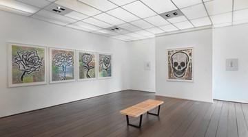 Contemporary art exhibition, Donald Baechler, New Works at Reflex Amsterdam