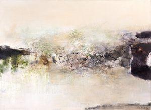 17.02.71-12.05.76 by Zao Wou-Ki contemporary artwork