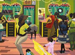 'When you put black people in a picture, what should they be doing?' – an interview with Kerry James Marshall