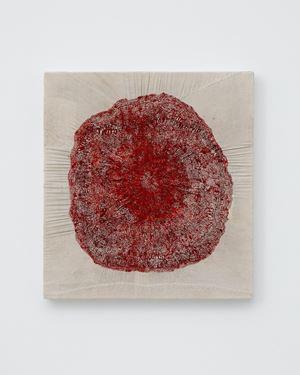 amaranths by Junko Oki contemporary artwork