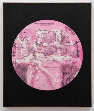 The Past Has Not Yet Happened (India) by Glenn Kaino contemporary artwork