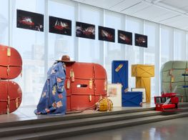 "Claes & Coosje<br><em>A Duet</em><br><span class=""oc-gallery"">Pace Gallery</span>"