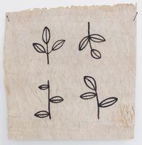 Plant sampler 5 by Cora-Allan Wickliffe contemporary artwork mixed media