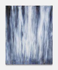 Kleine Suite: aufsteigend stürzend VI by Raimund Girke contemporary artwork painting