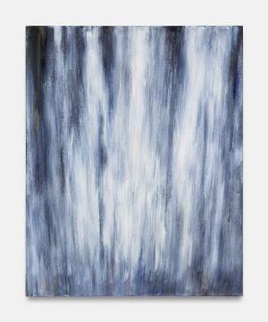 Kleine Suite: aufsteigend stürzend VI by Raimund Girke contemporary artwork