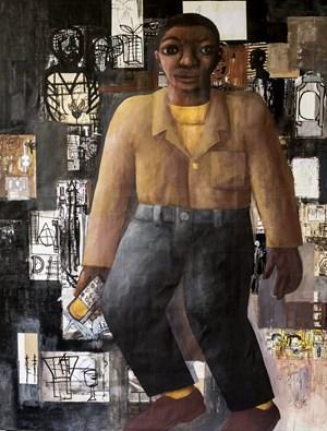 Diommanaw by Camara Gueye contemporary artwork