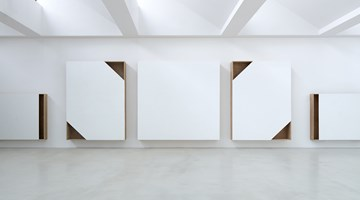 Contemporary art exhibition, Ilya and Emilia Kabakov, Unfinished Paintings, Charles Rosenthal at Axel Vervoordt Gallery, Antwerp
