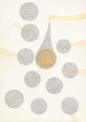 Sun Seizure by Zina Swanson contemporary artwork