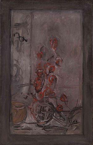 Bouquet by Alberto Giacometti contemporary artwork
