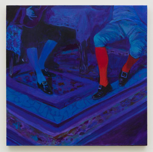 Purple Party by Joshua Petker contemporary artwork