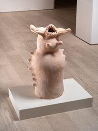 Umbrella Fish by Cecilia Bengolea contemporary artwork sculpture