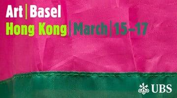 Contemporary art exhibition, Art Basel in Hong Kong 2015 at Hauser & Wirth, Hong Kong, SAR, China