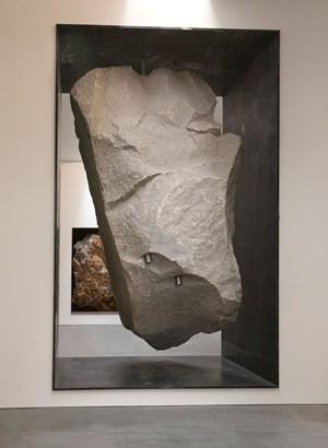 Potato Chip by Michael Heizer contemporary artwork