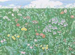 Green Feeling by Lee Hae-Kyung contemporary artwork