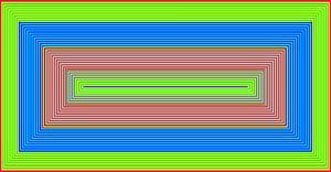pixel by Hwang Gyu-tae contemporary artwork