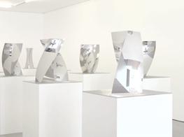 Installation video of Anish Kapoor: Gathering Clouds at Kukje Gallery