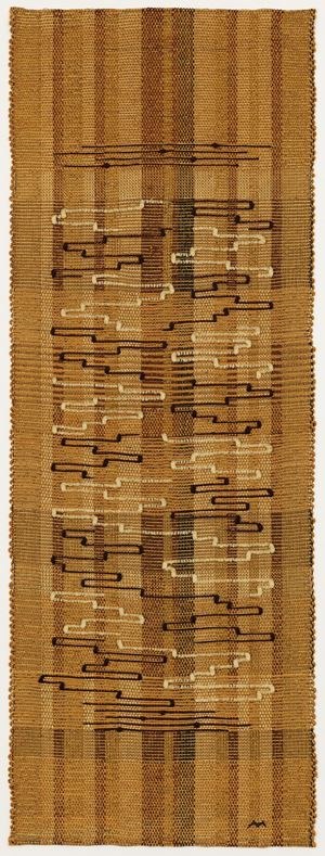 Scroll by Anni Albers contemporary artwork