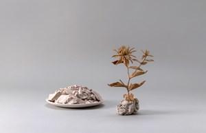 Incomplete Compositions - I by Burçak Bingöl contemporary artwork
