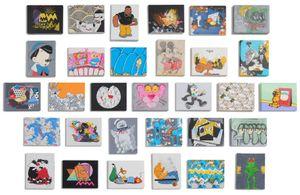 30 Days by Jerkface contemporary artwork