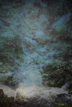 Amagoi No Taki #1 by Kim Boske contemporary artwork