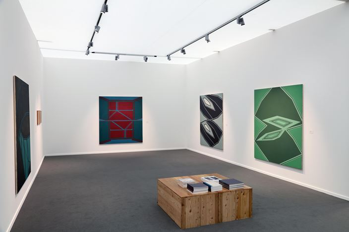 Karsten Schubert, Frieze Masters 2018, London (4–7 October 2018). Courtesy Karsten Schubert.