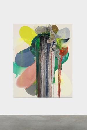 A Spring by John M Armleder contemporary artwork