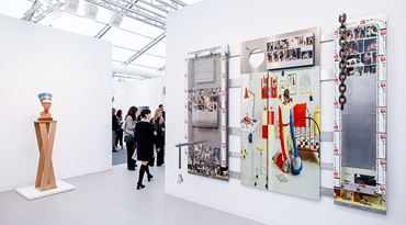 Frieze London 2019
