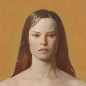 Woman #2 (detail) by Kurt Kauper contemporary artwork