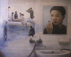 speechless by Tetsuya Ishida contemporary artwork