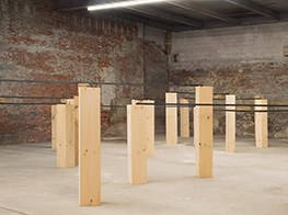 Border crossings: a new show pairs the work of Hanne Darboven and Kishio Suga