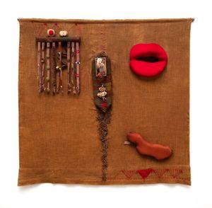 Scream Towards Hop by Clemen Parrocchetti contemporary artwork