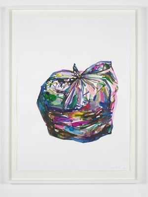 Bag Soup by Gavin Turk contemporary artwork