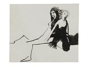 Partners by Lynn Hershman Leeson contemporary artwork