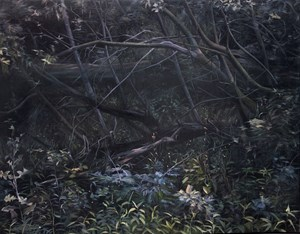 Dark Forest, Northcote by Shannon Smiley contemporary artwork