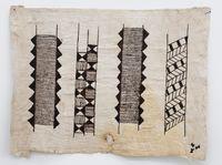 Hiapo Sampler #2 by Cora-Allan Wickliffe contemporary artwork mixed media