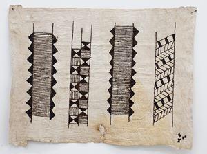 Hiapo Sampler #2 by Cora-Allan Wickliffe contemporary artwork