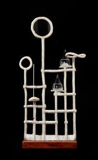 Barometer by Caroline Rothwell contemporary artwork sculpture