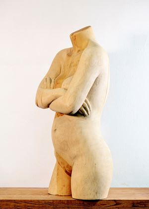 Torso by Woobin Cho contemporary artwork