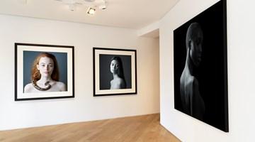 Contemporary art exhibition, Jean-Baptiste Huynh, Woman - Portrait de la beauté at Galerie Lelong & Co. Paris, 38 Avenue Matignon, Paris