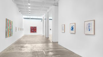 Contemporary art exhibition, Group Exhibition, New Prints and Editions at Galerie Lelong & Co. New York, USA
