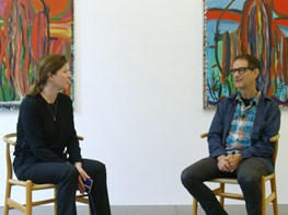 Josh Smith in conversation with Anne Pontégnie