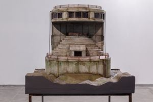 Observatory/ Watch Center - Prototype A by Sahil Naik contemporary artwork
