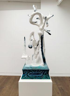 Landschaftsgewächs by Hartmut Neumann contemporary artwork